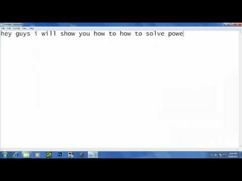 Solution of power saving mode