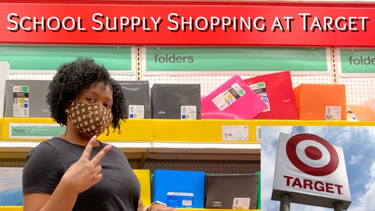 Back to School Supplies #target #backtoschool #shopping