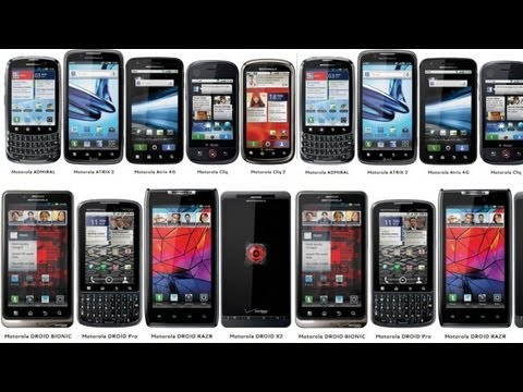 Too many Android phones? RANT