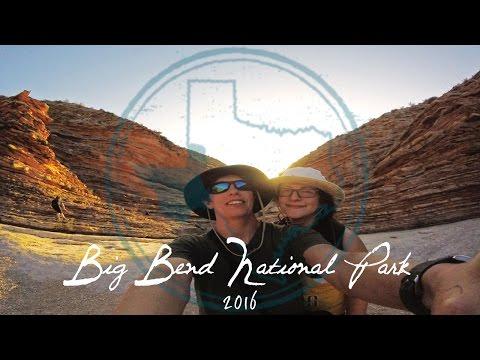 Big Bend National Park 2016