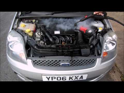 ENGINE Steam Cleaning  -  Steam Cleaning Leeds.