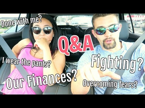 ANSWERING ALL OF YOUR QUESTIONS!! | BEING HONEST ABOUT OUR MARRIAGE | Page Danielle