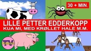 Barnesanger på norsk   30 + min.