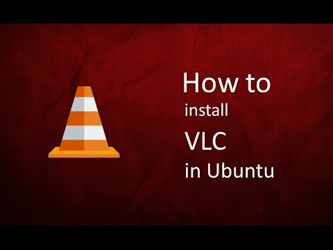 how to install vlc media player in ubuntu using terminal
