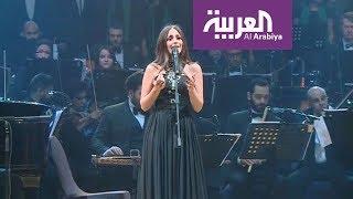 صباح العربية | هبة طوجي تغني الحب في القاهرة