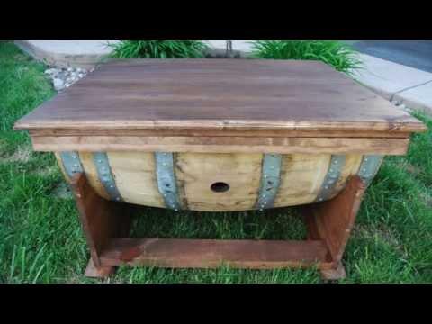 Bauer Barrels - Coolest Barrel Tables in Burlington