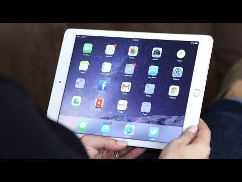 iPad Air 2 Video Review