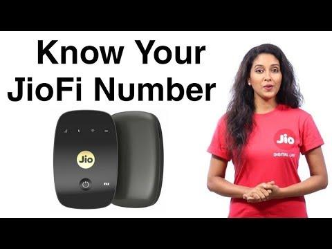 Jio Secret Code | JioFi SIM Number कैसे पता करे | How To Know JioFi Number |By Online Trick & Offers