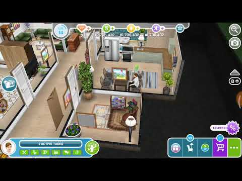 Build the swim center - the Sims freeplay 😻