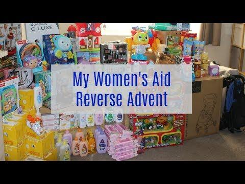 My Women's Aid Reverse Advent