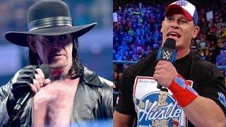 MAJOR WWE Undertaker Survivor Series 2017 MATCH Leaked John Cena Takes Shot At Roman Reigns