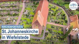 St. Johanneskirche in Wiefelstede