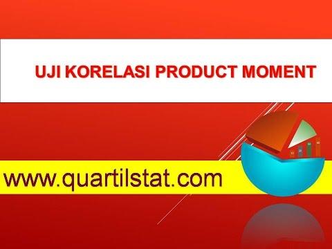 Tutorial Uji Korelasi Pearson Product Moment Menggunakan Ms. Excel Semi Manual