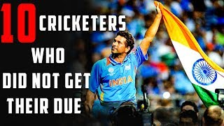 10 Cricketers who did not get their due | Simbly Chumma