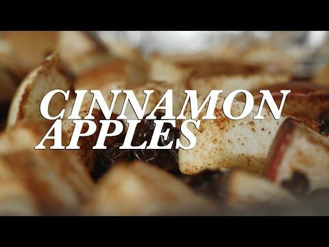 Baked cinnamon Apples!