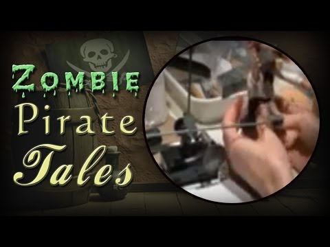 Zombie Pirate Tales: The 90 Day Challenge Day 23