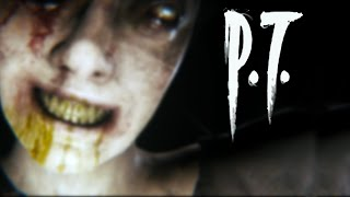 P.T. Silent Hills Playable Teaser