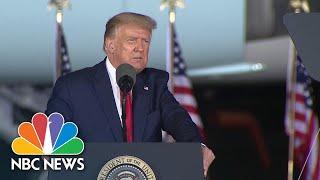 Trump Calls Woodward 'Whack Job' Over Coronavirus Revelations   NBC News NOW