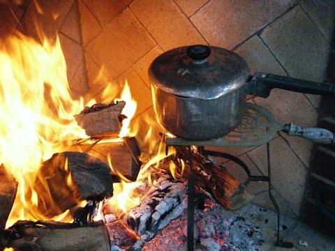 AUTUMN FUN: COOKING ON AN OPEN FIRE!