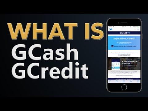 What is GCash GCredit?