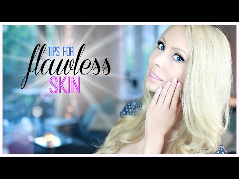 11 Quick Tips for Flawless Skin!