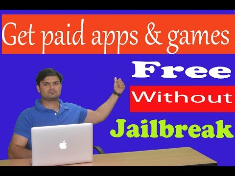 how to get paid apps for free without jailbreak 2017