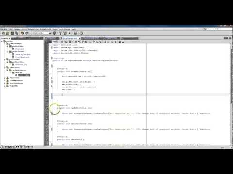 Mockito with Netbeans, Part 1