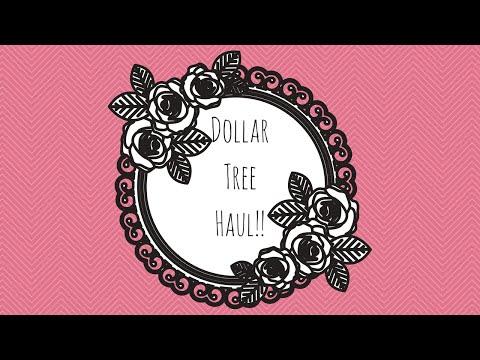 DOLLAR TREE HAUL!!! | CUTE NEW PLANNER STUFF!!!