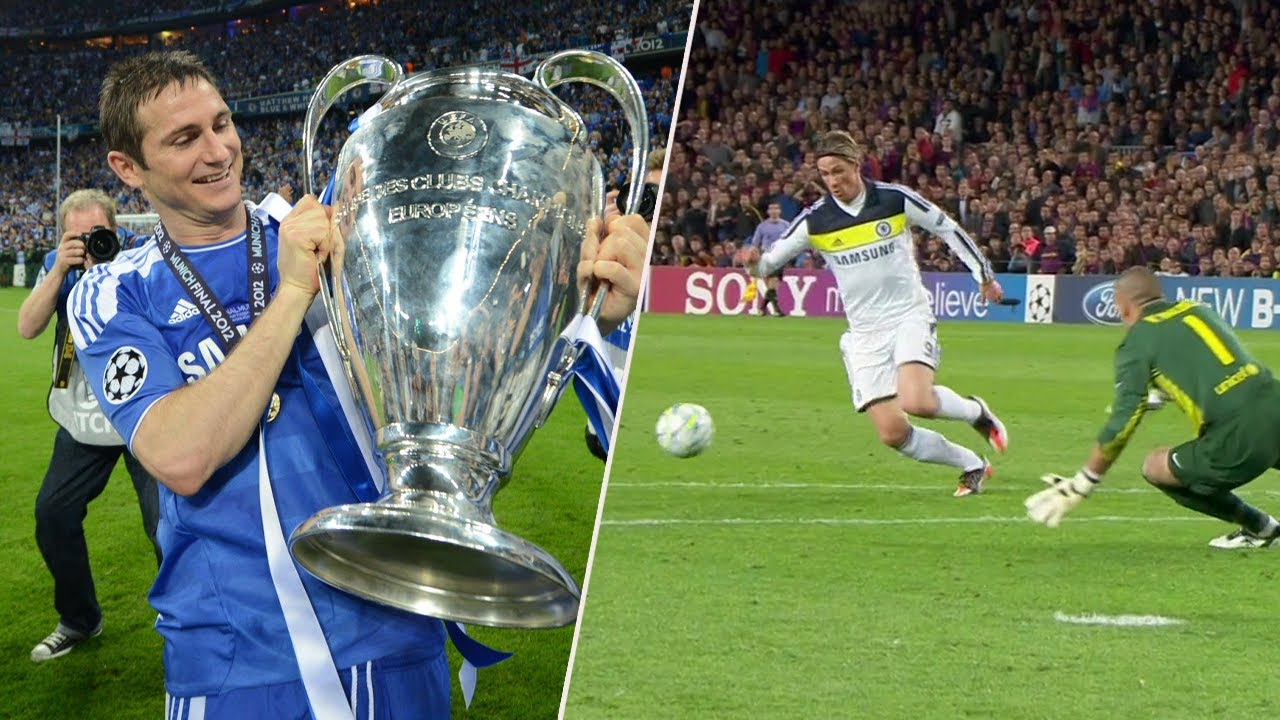 Greatest Chelsea Wins in UEFA Champions League!