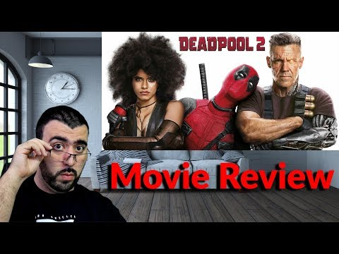 Deadpool 2 Spoiler Free Movie Review Funny Deadly Sexy - YouTube Tech Guy