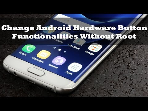 How to Change Android Hardware Button Functionalities Without Root