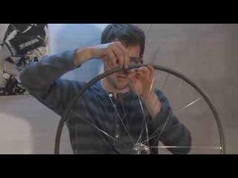 How to build a bike wheel Part 2.2, 36 spoke