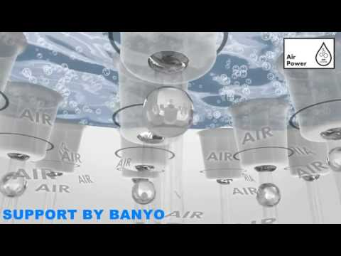 Hansgrohe AirPower Technology for Showers