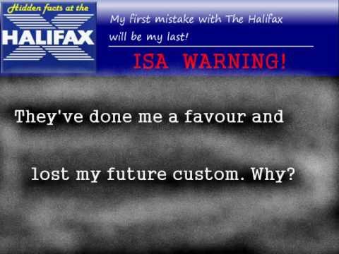 Halifax Warning