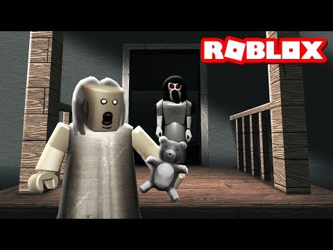 GRANNY ENDING REMAKE IN ROBLOX
