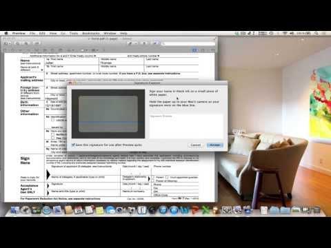 Tutorial Mac OS X Application Preview (Mountain Lion) HD