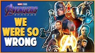 Download AVENGERS ENDGAME SPECIAL LOOK TRAILER REACTION Video