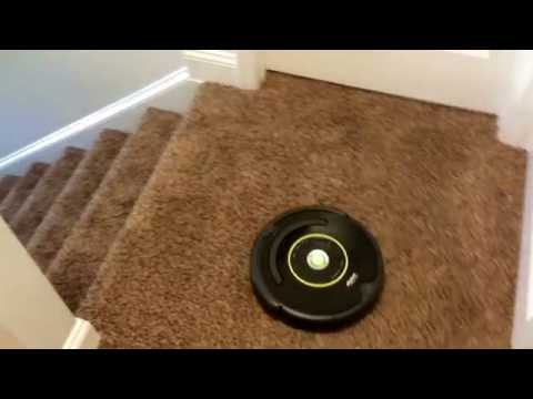Will Roomba Fall Down the Stairs??