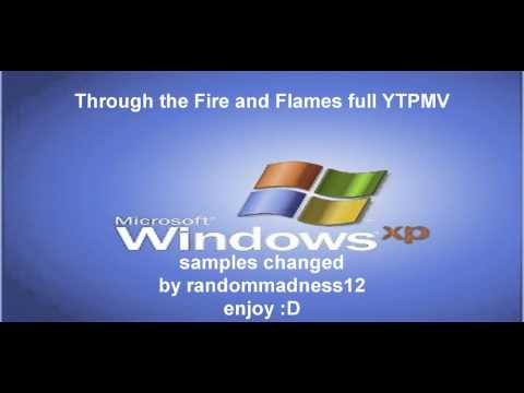 YTPMV: Through the Windows XP and the Errors [300 subs special]