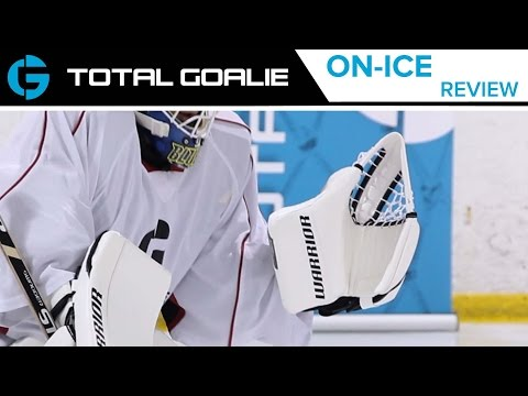 Warrior Ritual G3 Pro Catch Glove // On-Ice Review