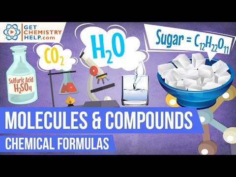 Chemistry Lesson: Chemical Formulas