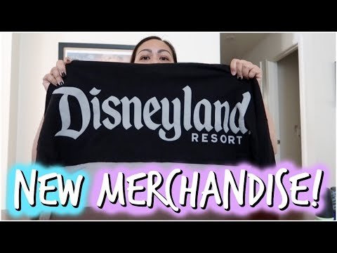 NEW DISNEYLAND SPIRIT JERSEY! - July 5, 2017