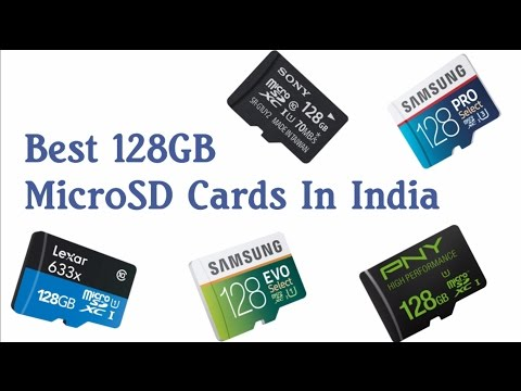 Best 128GB Micro SD Price In India