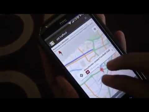 Google Maps 3D Demo on Mobile