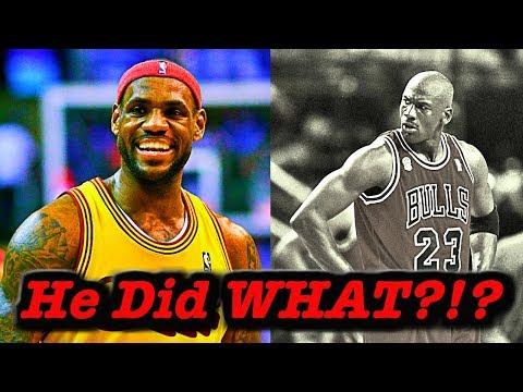 5 Things LeBron James Has Accomplished That Michael Jordan NEVER Did