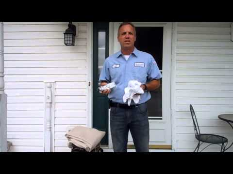 Robert Martin Gas Fireplace Cleaning Introduction
