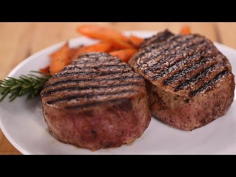 How to Grill the Perfect Steak With Omaha Steaks | Get the Dish