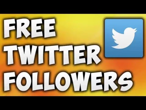 How To Get More Free Twitter Followers Instantly Without Following [FASTEST METHOD]