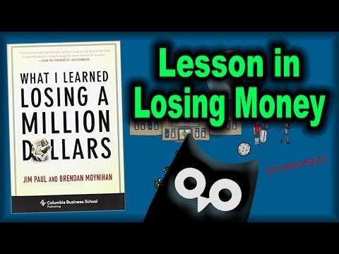 LOSING MONEY IN STOCKS — What I Learned Losing a Million Dollars — Animated Book Review