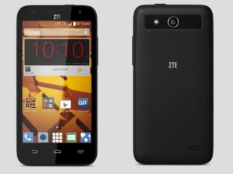 ZTE Speed  Hard Reset and Forgot Password Recovery, Factory Reset